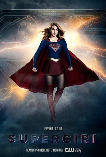 Supergirl Temporada 3 (HDTV 720p Ingles Subtitulada)