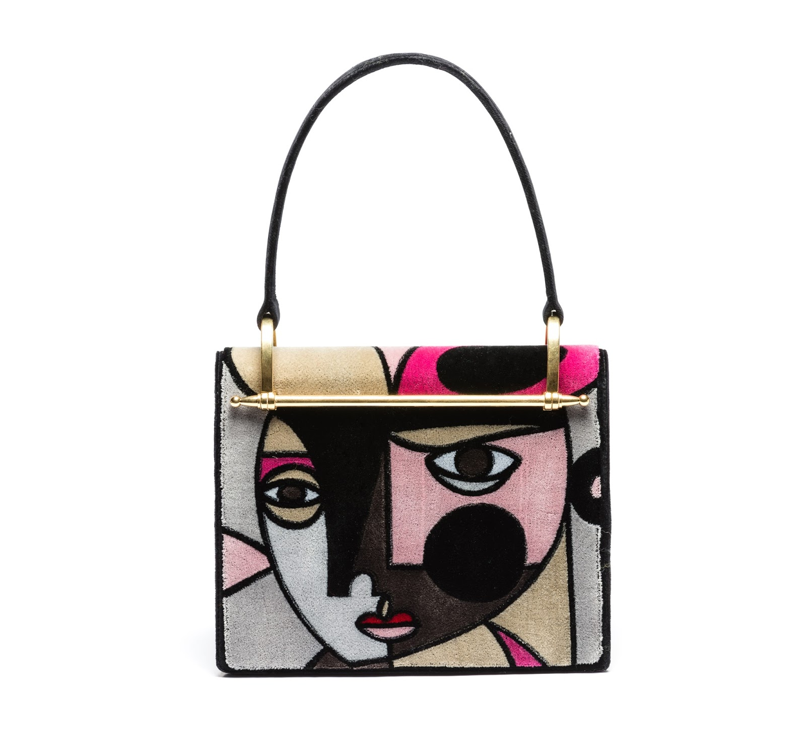 Prada's Face Bag From PreFall 2017