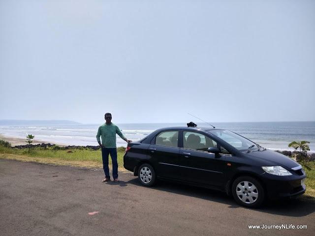 Ladghar Karde Murud and Harnai beach