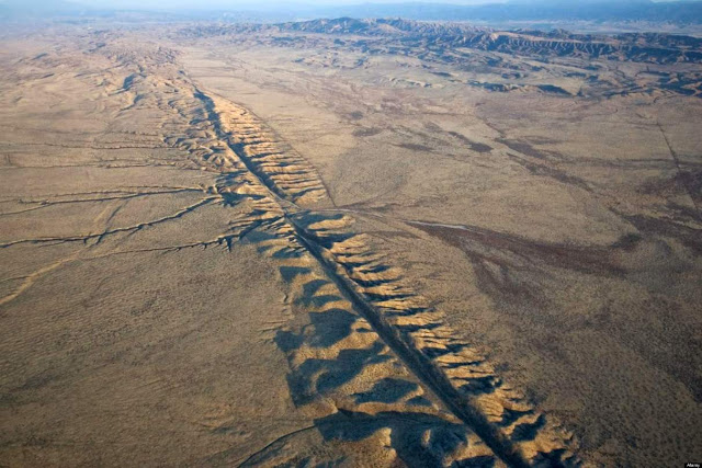 'Slow Earthquakes' on San Andreas Fault Increase Risk of Large Quakes