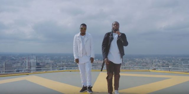 Christian Bella Ft Joh Makini - Niende Wapi Video