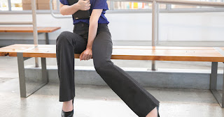 betabrand yoga dress pants