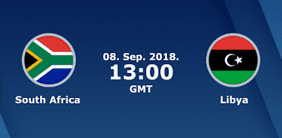 Live broadcast of the match Libya and South Africa African Nations Cup qualifiers