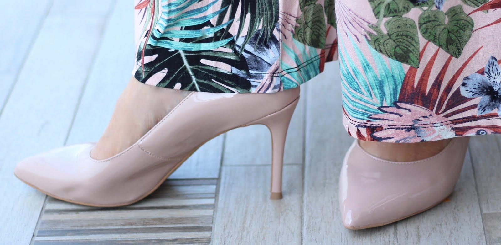 Fashion Friday: Elegant für Büro und Stadt in Türkis-Rose
