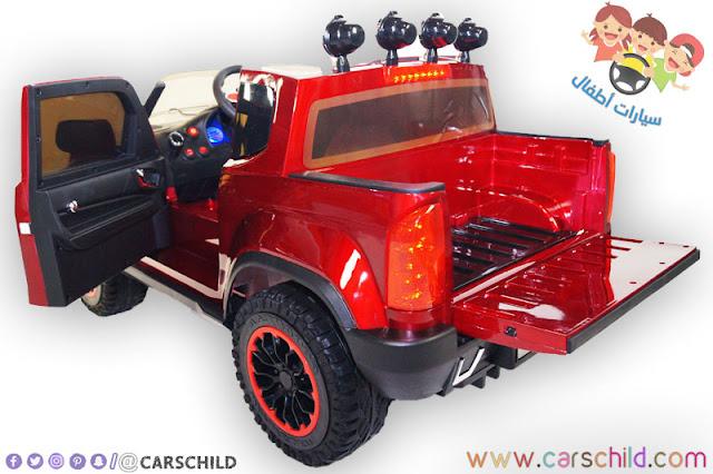 سيارة صغار كهربائية