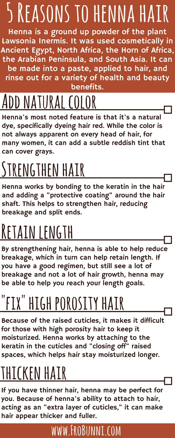 FroBunni | 5 Reasons to Henna Hair
