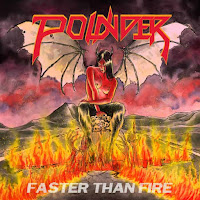 """Το ep των Pounder """"Faster Than Fire"""""""