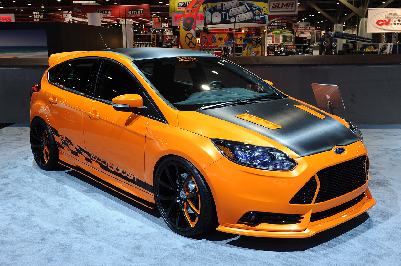 2012 Ford Focus ST Concept at SEMA