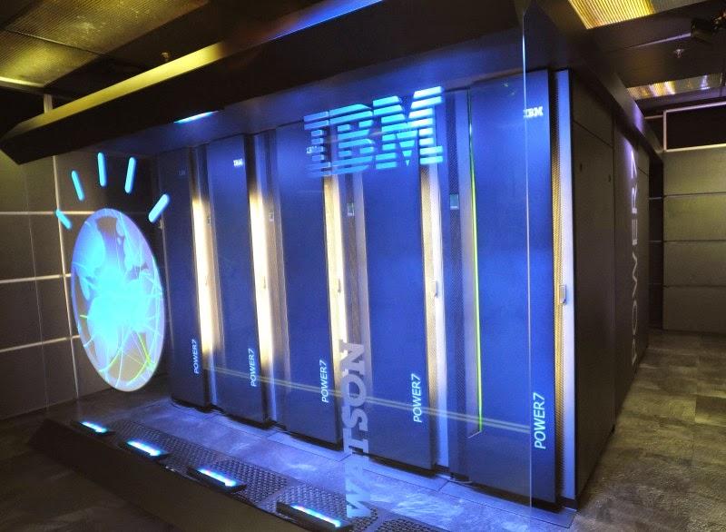 Watson: O υπερυπολογιστής της IBM που θα καταπολεμήσει τον καρκίνο