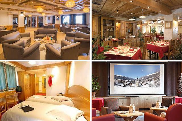 Hotel le Petit Dru, Morzine, Avoriaz, France, the alps, Ski resort, review,