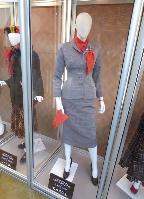Cate Blanchett Carol Aird film costume