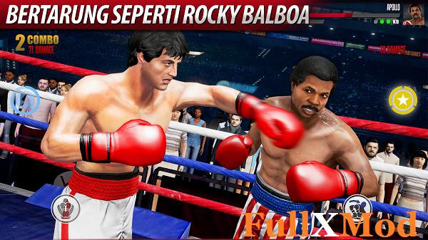 Real Boxing 2 ROCKY Mod APK Terbaru
