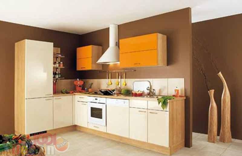 Desain Dapur Rumah Di Gading Serpong Luxuria Food