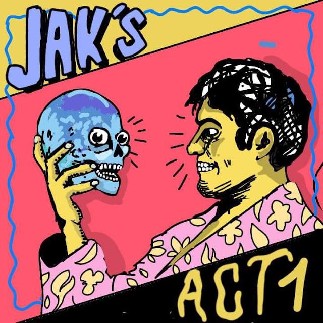 """Les grenoblois de Jak's sorte le clip de """"Let Me Go Away"""" en préambule à leur premier EP."""