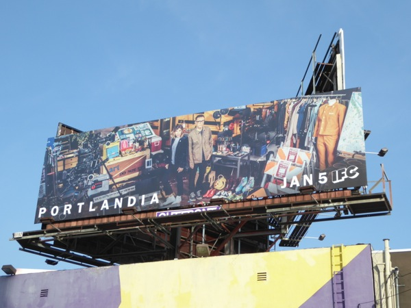 Portlandia season 7 billboard