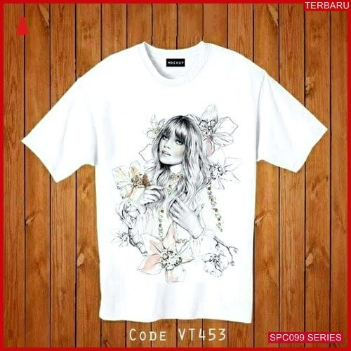 SCP099M52 Milley Tee Shirt T Atasan Wanita | BMGShop