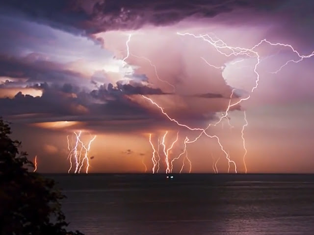 Lake Maracaibo Lightning