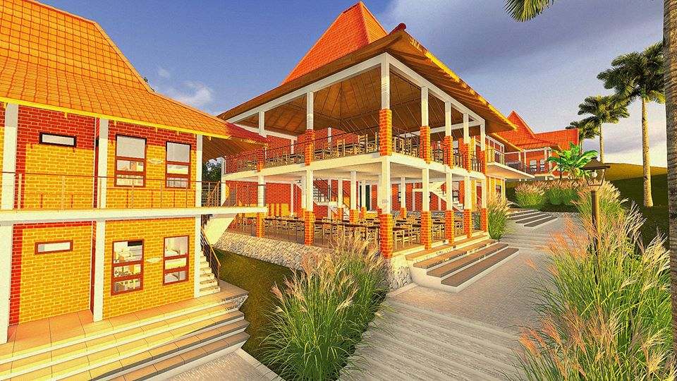 Desain Arsitektur Pesantren Hubungi 082 33333 9949