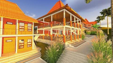 Desain Arsitektur Pesantren Hubungi 082.33333.9949