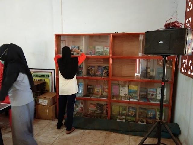 Pengabdian Masyarakat Pelatihan Manajemen Perpus di Desa Lubak Ranggan