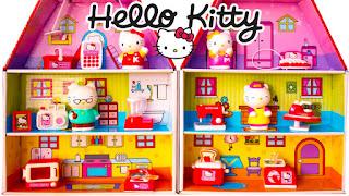 Gambar Rumah Hello Kitty Mainan 11