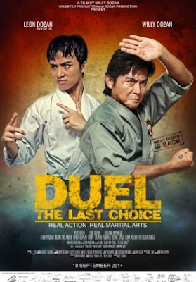Poster Film Duel: The Last Choice