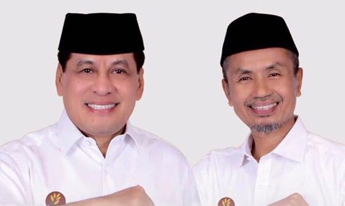 Pilgub Sulsel, PKB Alihkan Dukungan ke NH-Aziz