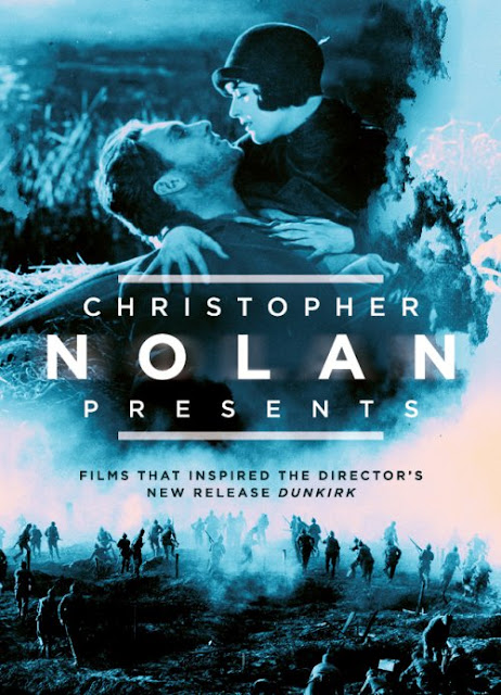 Christopher Nolan Presents Season Films that inspired Dunkirk