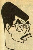 Caricatura de Antonio Ángel Medina García