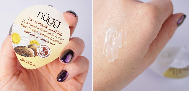 Gesichtsmasken von nügg Exfoliating, Soothing, Hydrating, Revitalizing, Face Mask