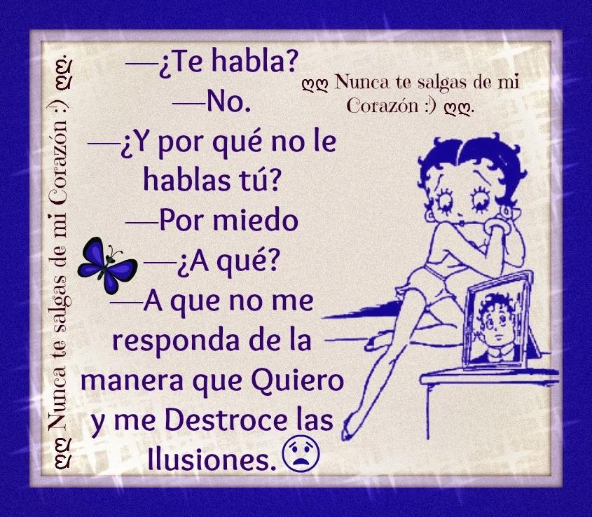 ღღ Nunca Te Salgas De Mi Corazón ღღ Frases Con