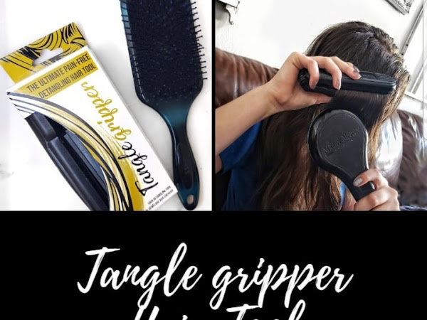 Tangle gripper Hair Tool Review