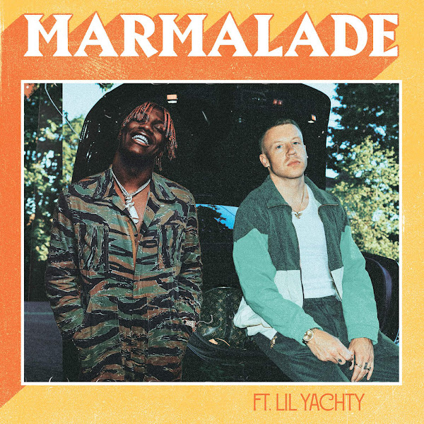 Macklemore - Marmalade (feat. Lil Yachty) - Single Cover