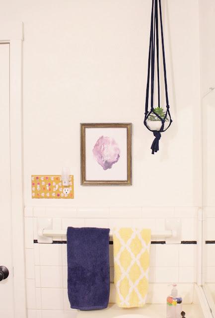 Tee Shirt Macrame Plant Hanger | House Homemade