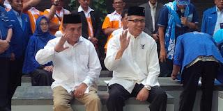 Partai Demokrat Usung Irwandi-Nova di Pilkada Aceh