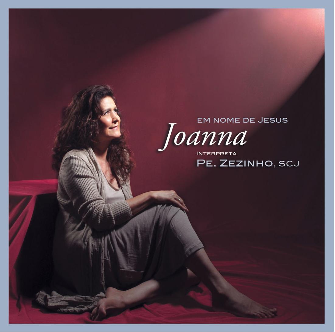 cd da cantora joana