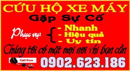 Sửa xe máy lưu động Sài Gòn
