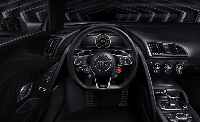 2016 Audi R8 V10 UK