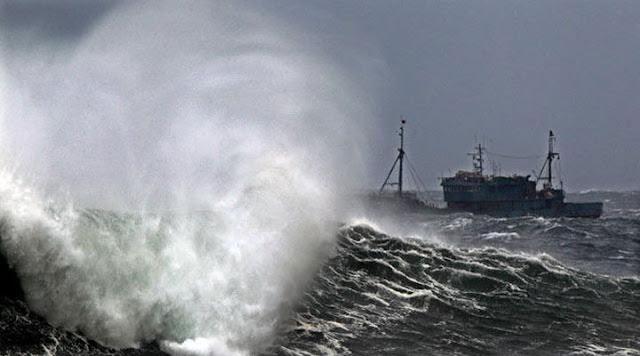 Perairan Aceh Utara Berpotensi Hujan Lebat Disertai Petir dan Gelombang Laut Capai 3 Meter