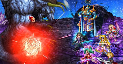 Download Final Fantasy Brave Exvius Apk Mod Increased Damage Terbaru