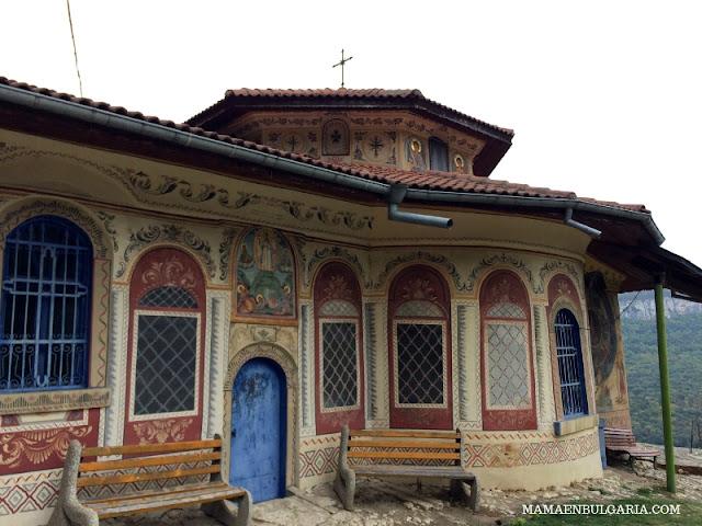 Monasterio de la Transfiguración Bulgaria
