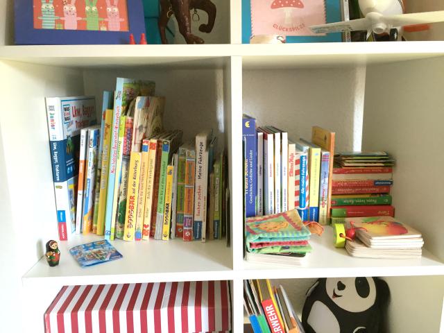 Kinderzimmer - Details Kallax/Expedit