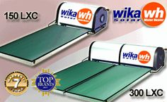 Solar Water Heater WIKA
