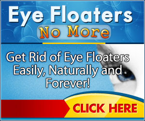 Treatment for Floaters in The Eye