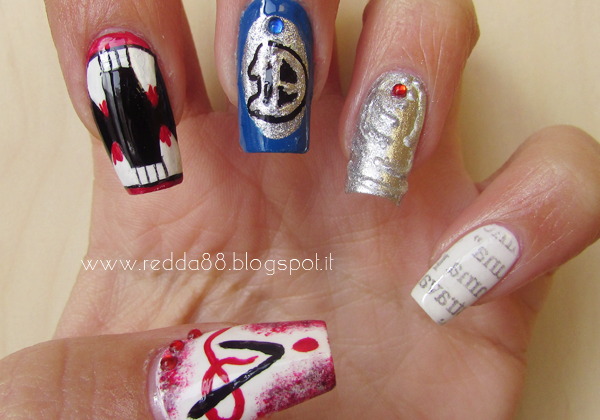 This is me nail polish blog telefilmpopcorn the vampire diaries allinizio prinsesfo Choice Image