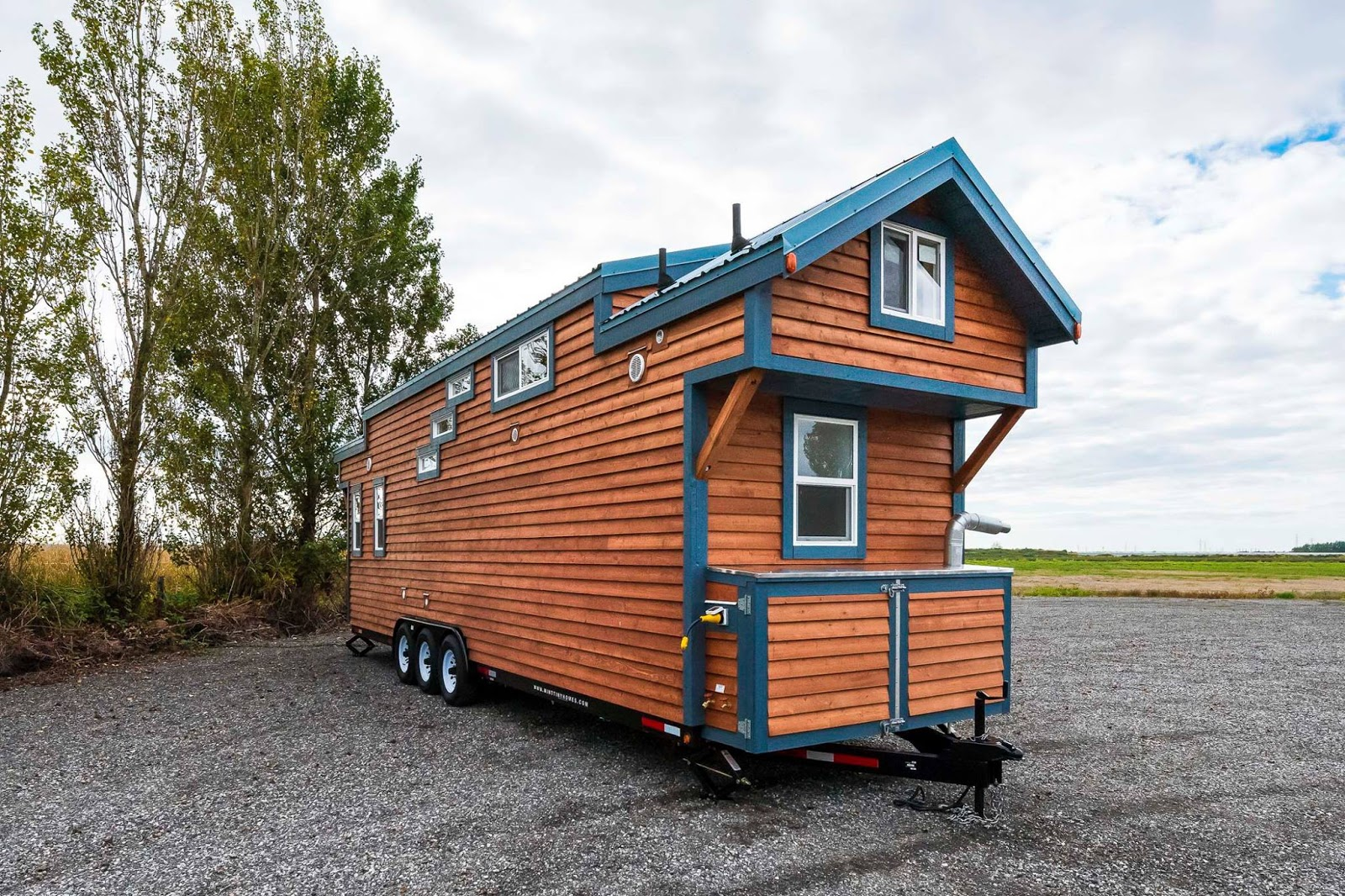 Tiny House Town Custom 30 39 Mint Tiny Home