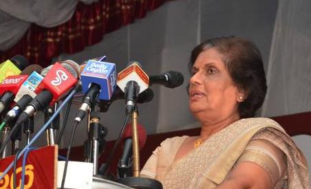 Image result for சந்திரிக்கா பண்டாரநாயக்க குமாரதுங்க