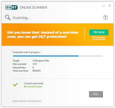 Online Scanner