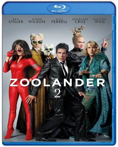 Baixar Zoolander 2 720p Dual Áudio Bluray Torrent