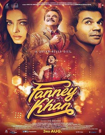 Fanney Khan (2018) Hindi HDRip – 700MB